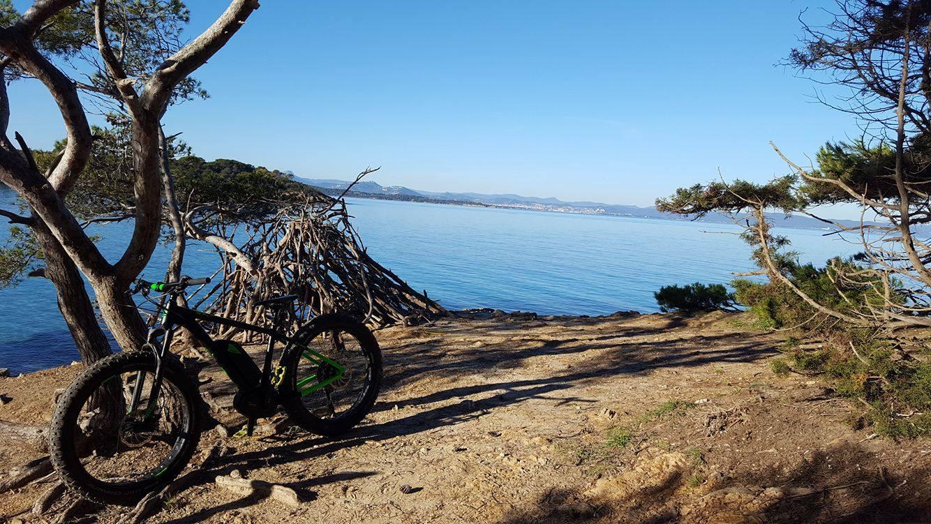 location vélos le team porquerolles
